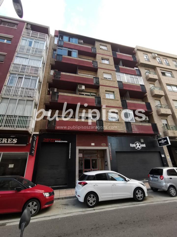 Venta de piso junto avenida Navarra Zaragoza-2