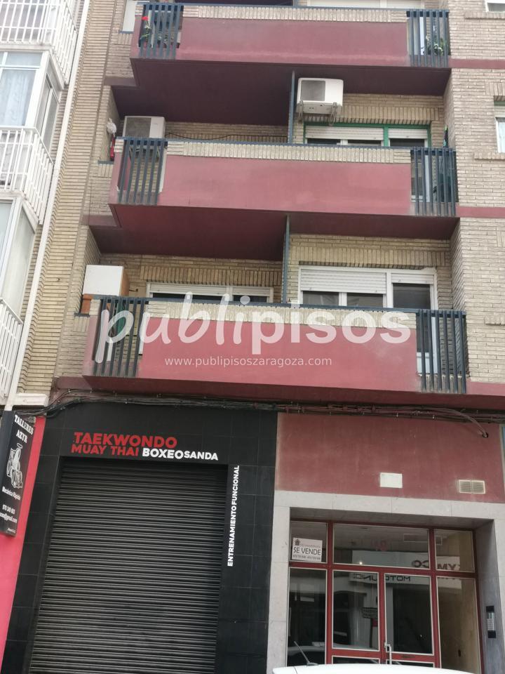 Venta de piso junto avenida Navarra Zaragoza-4