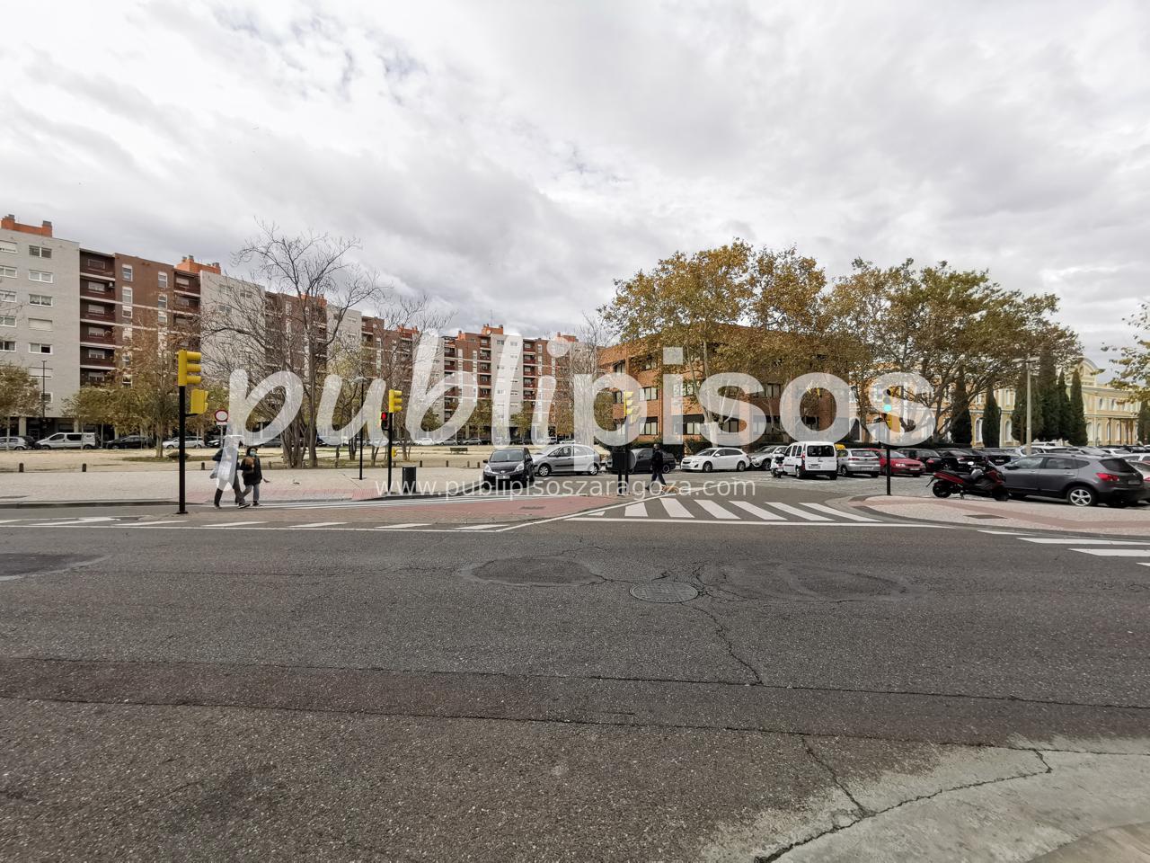 Venta de piso en calle Estación Arrabal-1