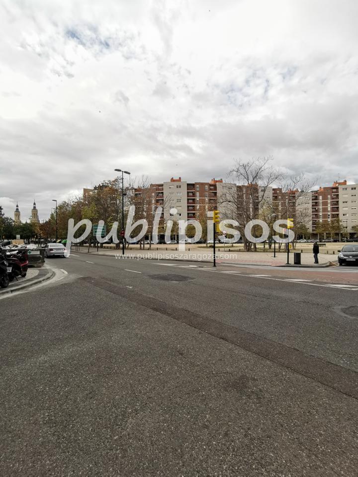 Venta de piso en calle Estación Arrabal-2