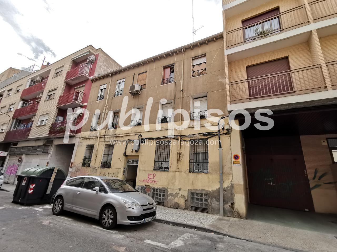 Venta de piso en calle Estación Arrabal-5