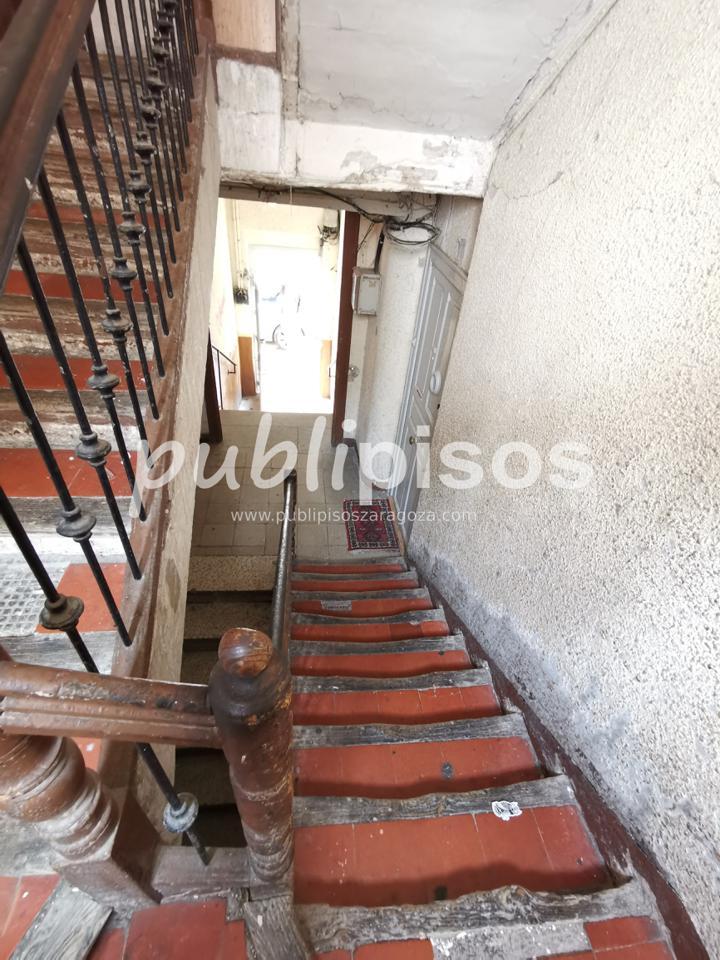 Venta de piso en calle Estación Arrabal-24