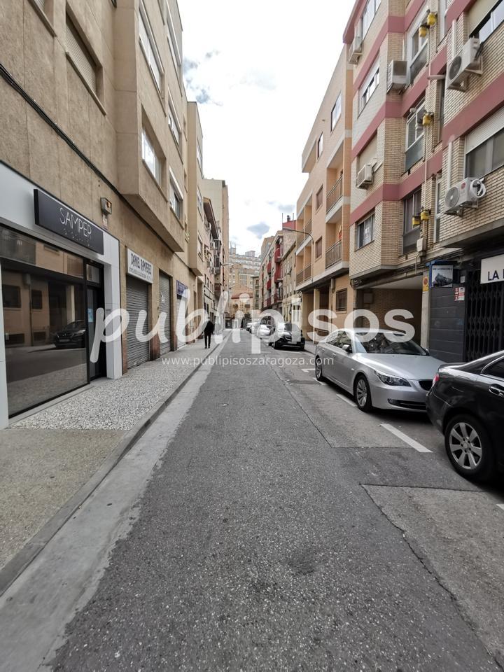 Venta de piso en calle Estación Arrabal-27