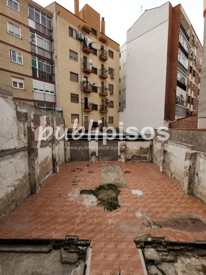 Venta de piso en calle Estación Arrabal-23
