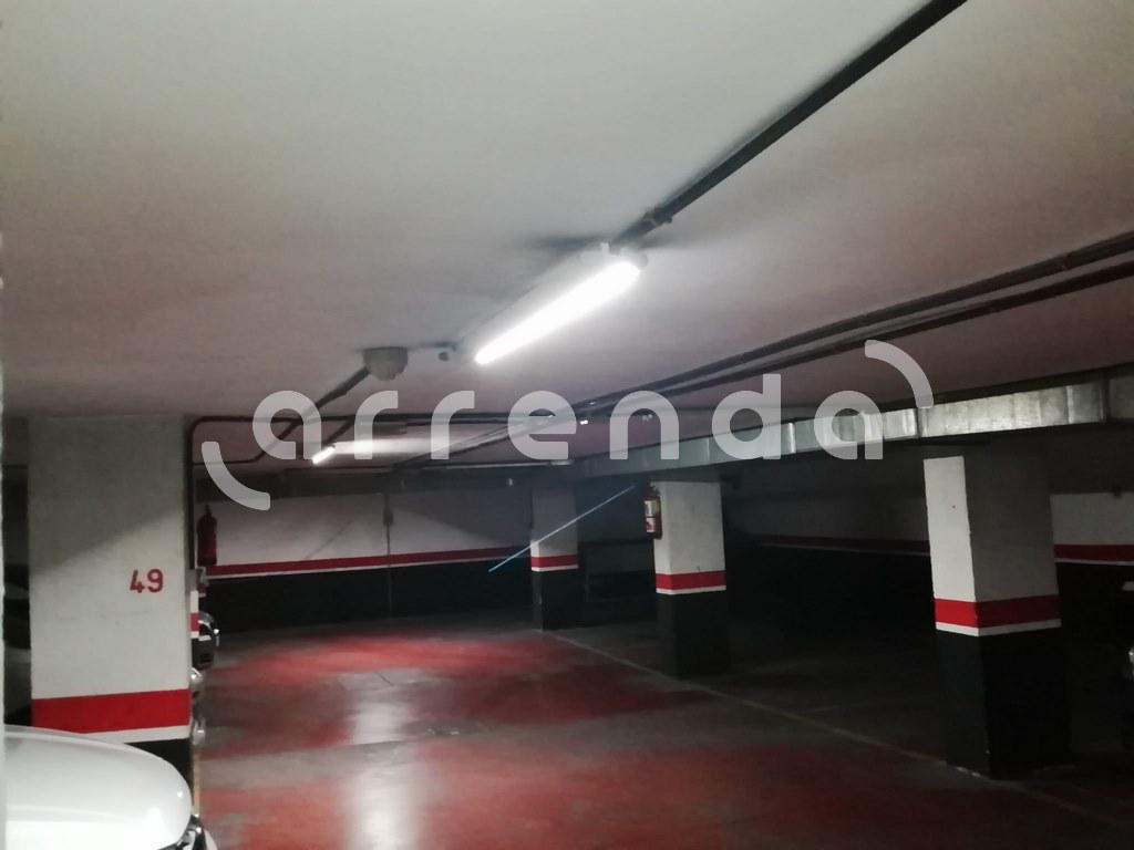 Plaza de parking en venta en Madrid de 19 m2