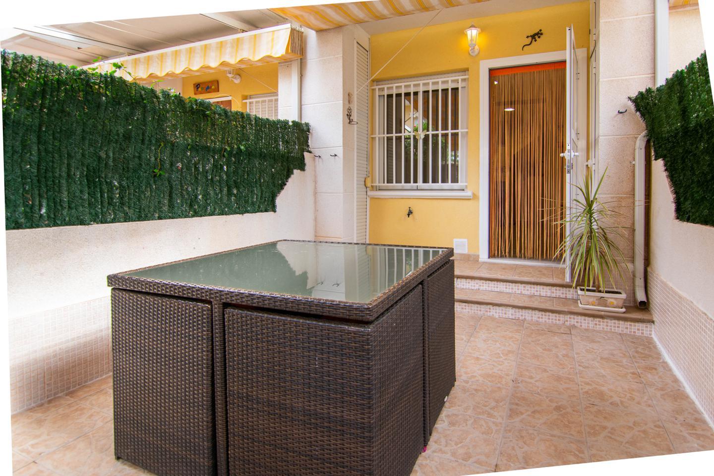 Bungalow en alquiler en Santa Pola, Gran Playa – #2247