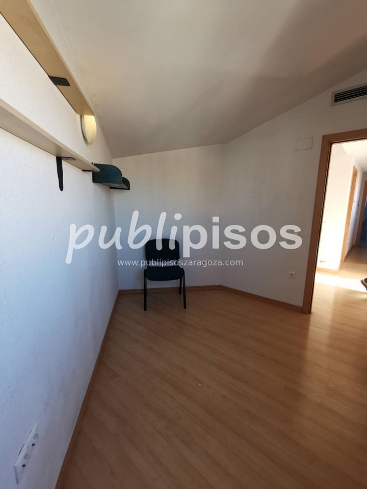 Alquiler Ático en Valdefierro Zaragoza-21