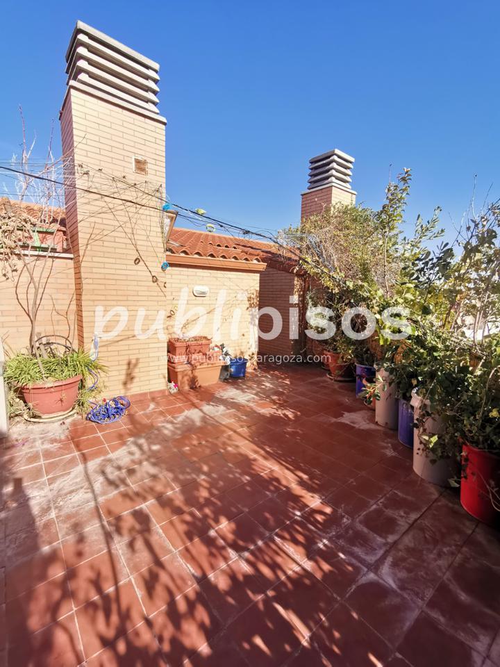 Alquiler Ático en Valdefierro Zaragoza-2