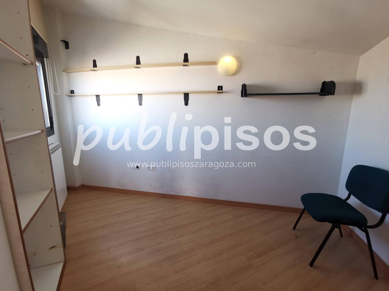 Alquiler Ático en Valdefierro Zaragoza-19