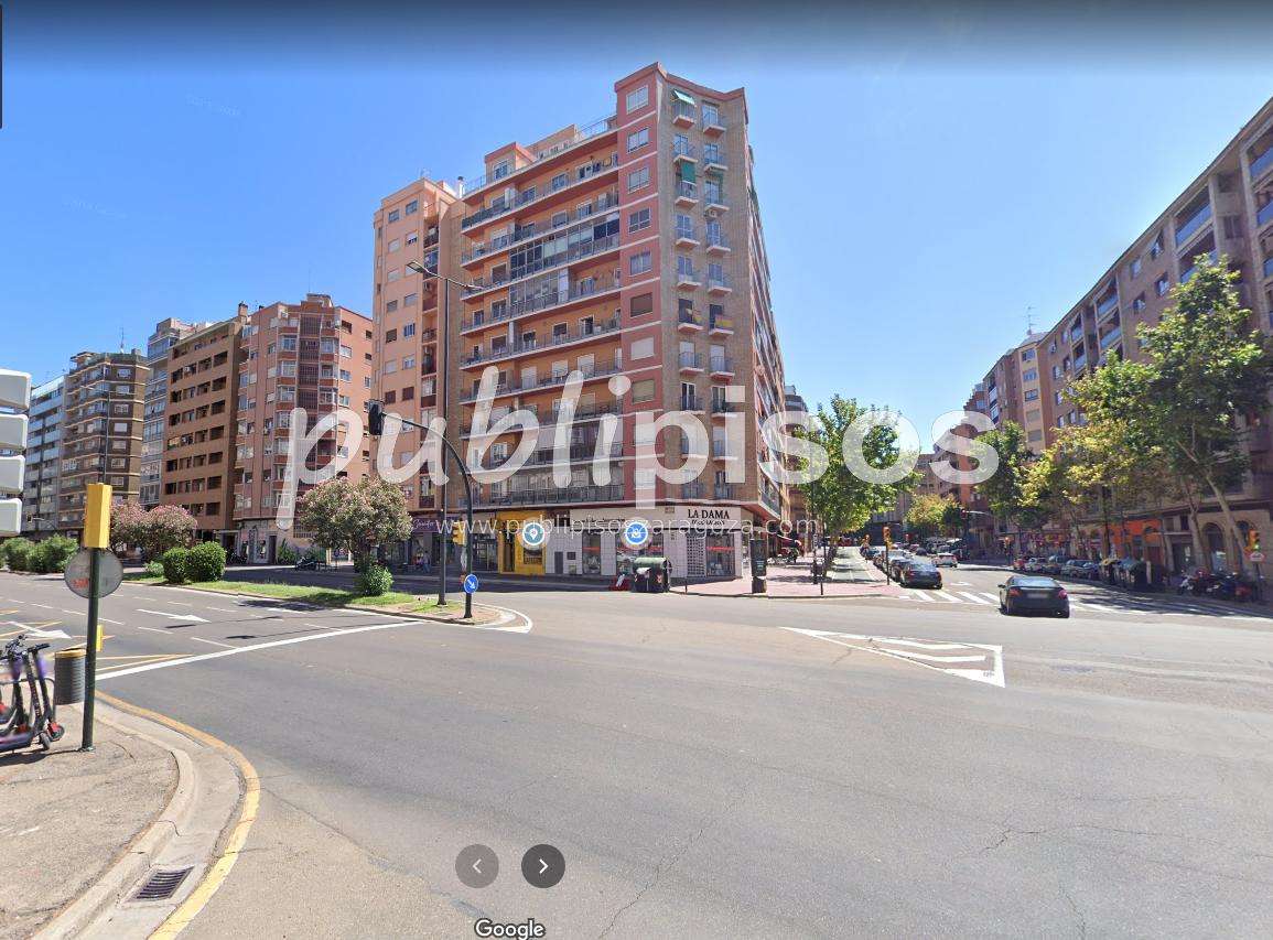 Piso GRANDE de alquiler en Delicias Zaragoza-3
