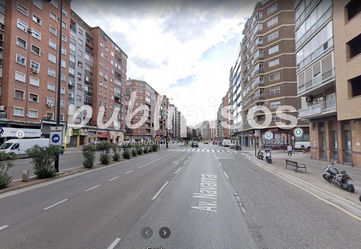Piso GRANDE de alquiler en Delicias Zaragoza-1