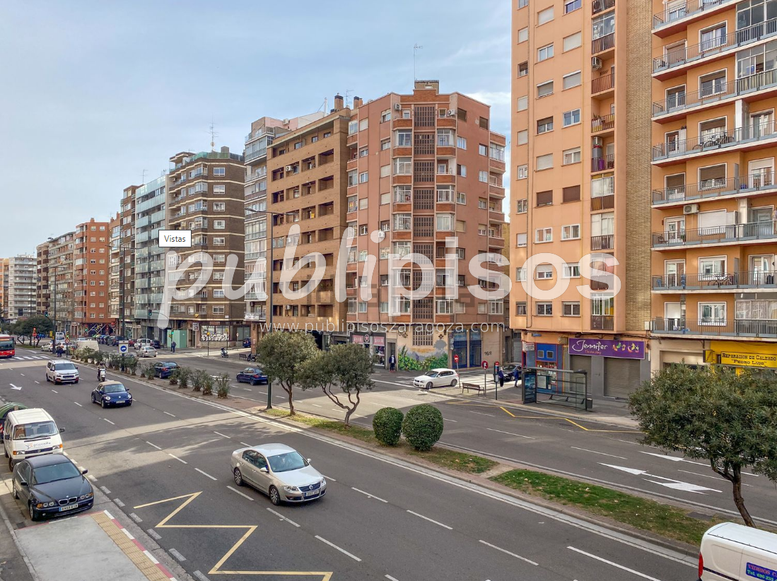 Piso GRANDE de alquiler en Delicias Zaragoza-13