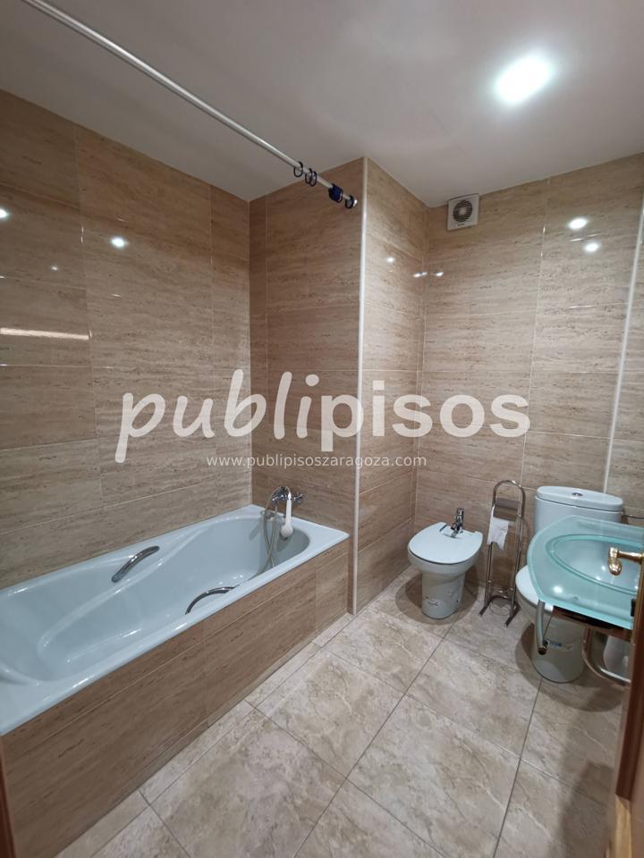 Piso GRANDE de alquiler en Delicias Zaragoza-34