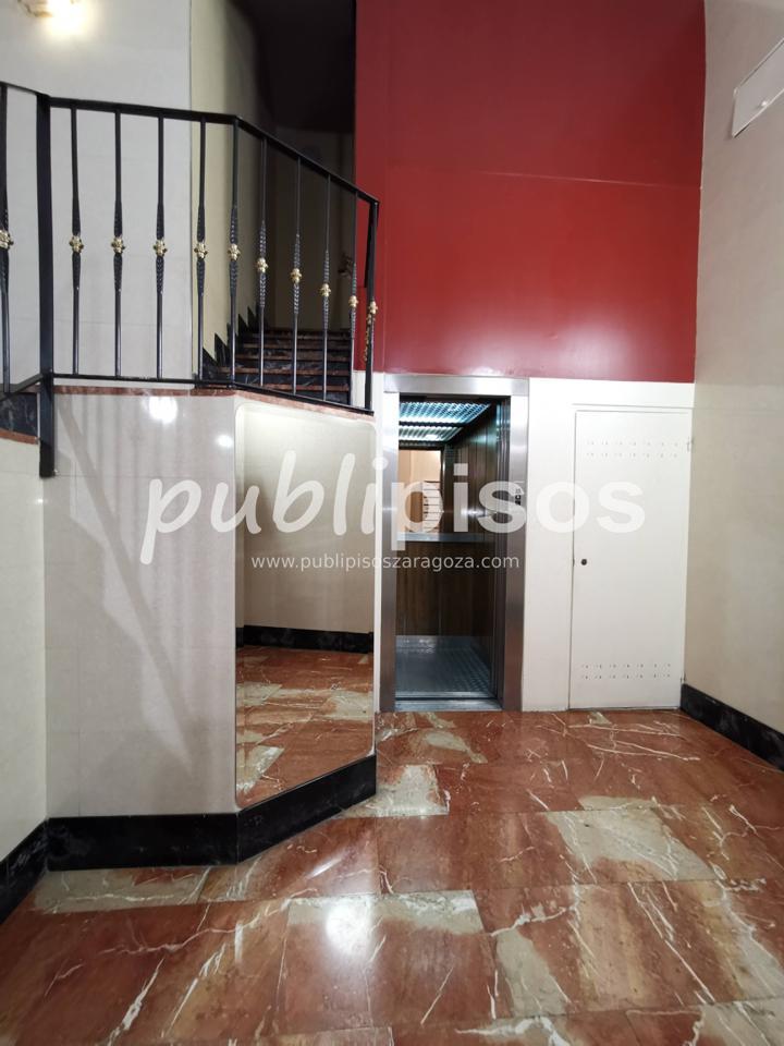 Piso GRANDE de alquiler en Delicias Zaragoza-16