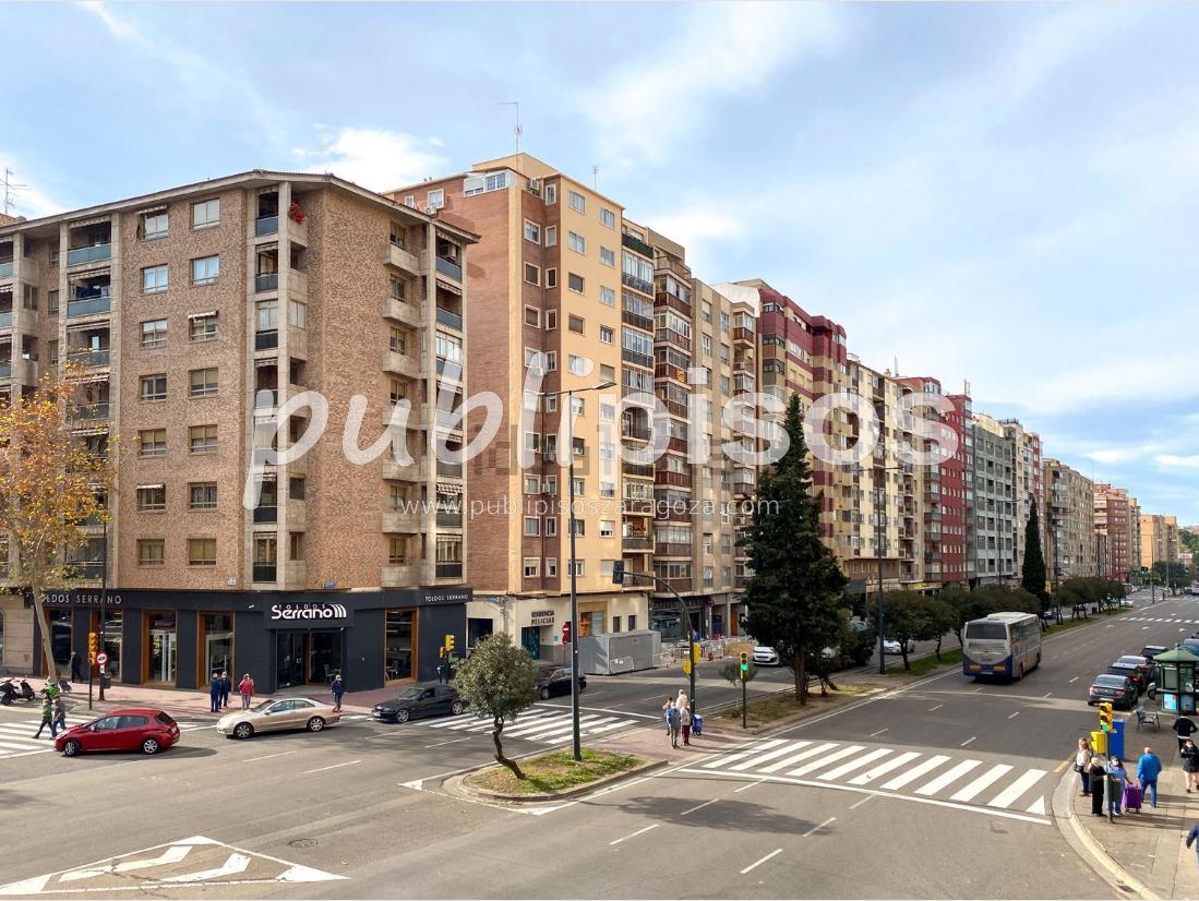 Piso GRANDE de alquiler en Delicias Zaragoza-12