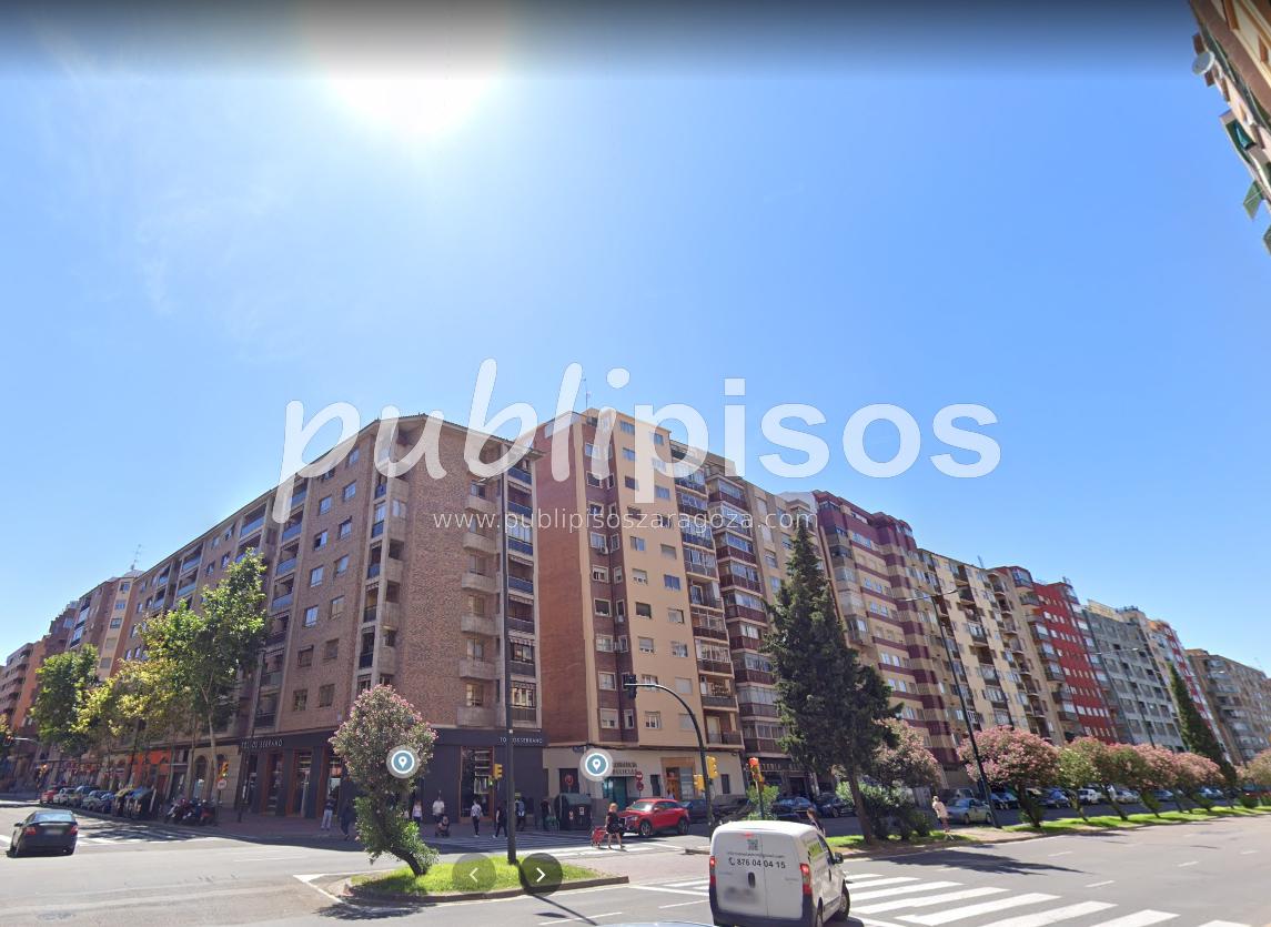 Piso GRANDE de alquiler en Delicias Zaragoza-4
