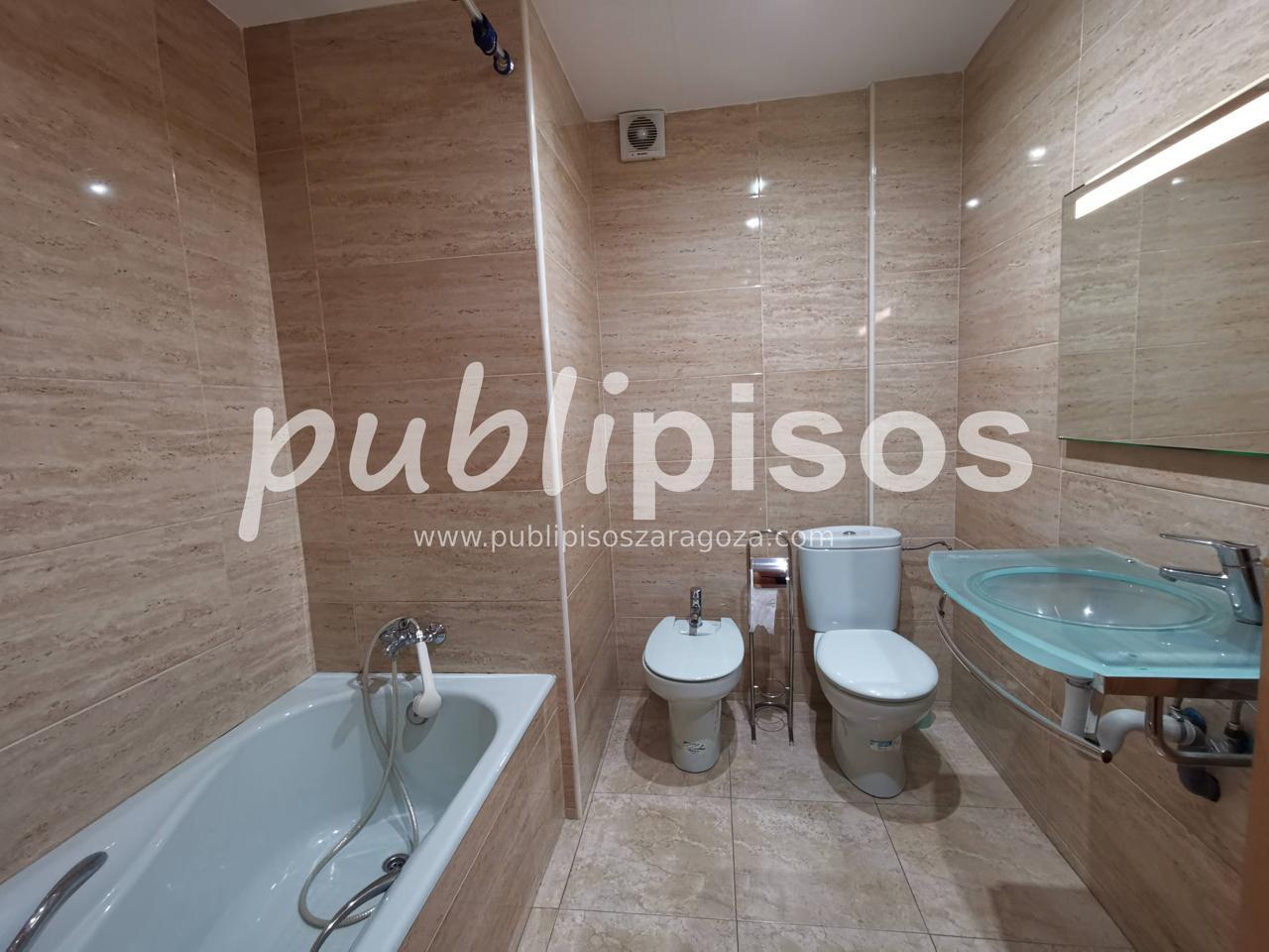 Piso GRANDE de alquiler en Delicias Zaragoza-33