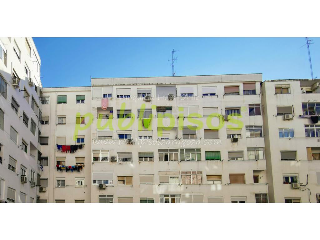 Venta piso OCASION junto Plaza Mozart y Avda Cataluña-18