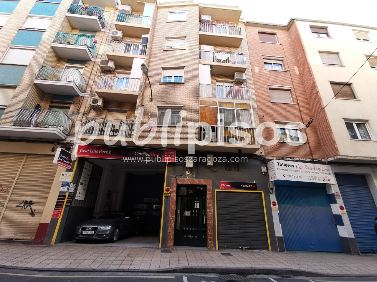 Piso venta calle Caspe Delicias Zaragoza-22