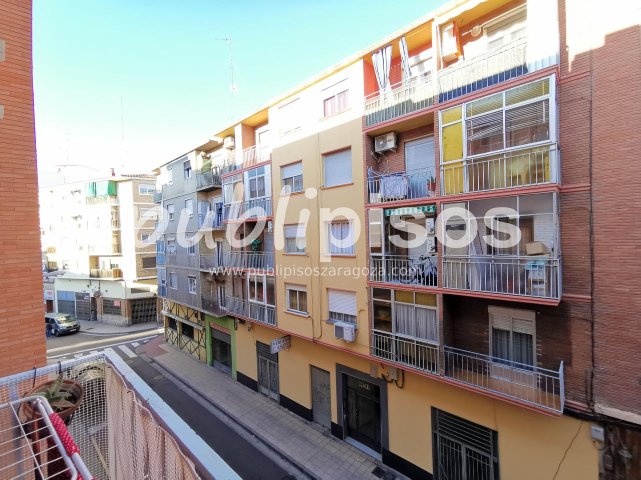 Piso venta calle Caspe Delicias Zaragoza-25