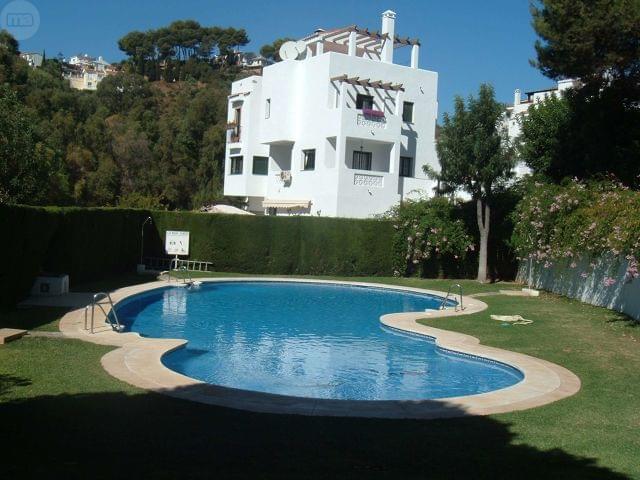 villas en las-lagunas-de-mijas · calle-santa-cruz-29651 240000€