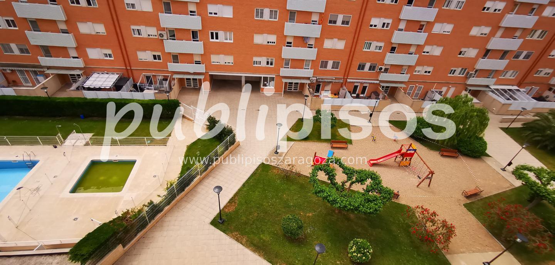Piso en alquiler en Zaragoza de 55 m2-4