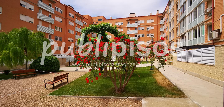 Piso en alquiler en Zaragoza de 55 m2-2