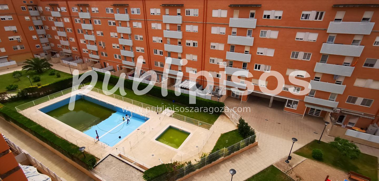 Piso en alquiler en Zaragoza de 55 m2-6