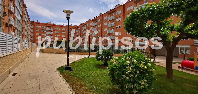 Piso en alquiler en Zaragoza de 55 m2-3