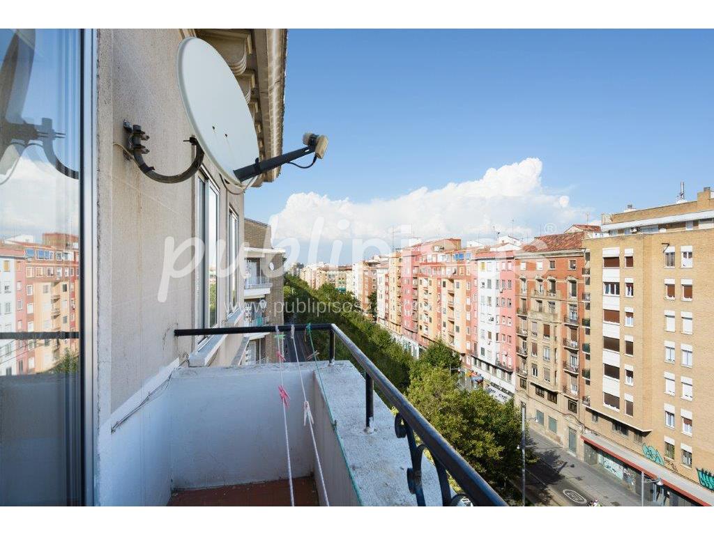 Alquiler piso reformado junto Miguel Servet-11