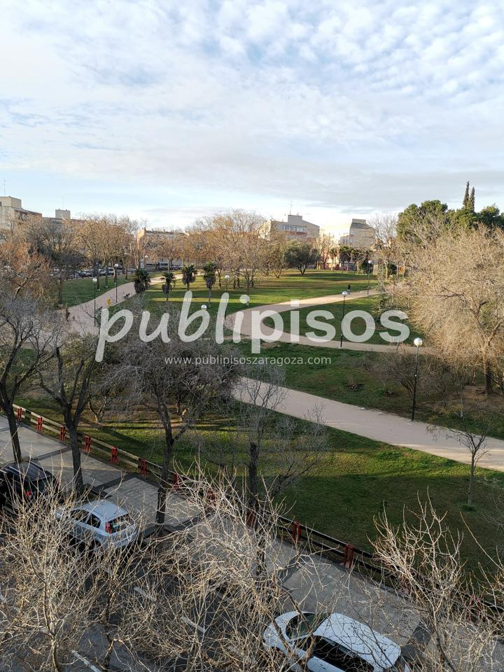 Piso en el parque de La Paz junto al Canal-4