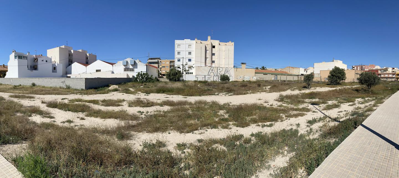 terrenos en mutxamel · calle-virgen-pilar-03110 1425000€