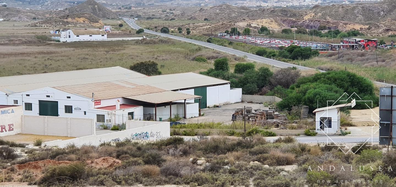 Nave Industrial Carretera Turre, Garrucha