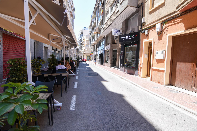 Local en alquiler en Santa Pola, Centro Playa Levante – #2305