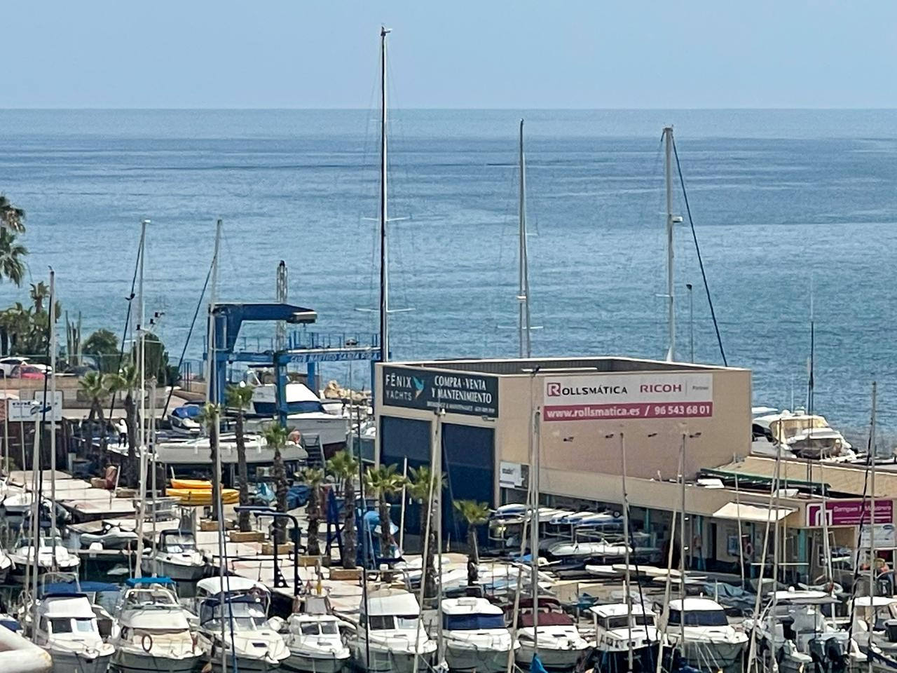 Piso en venta en Santa Pola, Centro Puerto – #2308