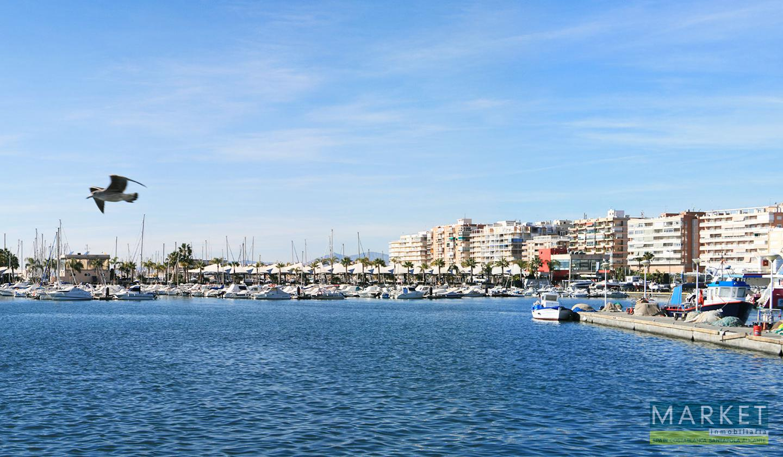 Piso en venta en Santa Pola, Centro Playa Levante – #2326