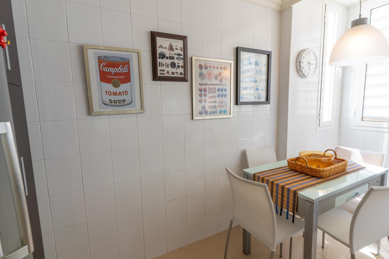 Piso en venta en Santa Pola, Santiago Bernabeu – #2327