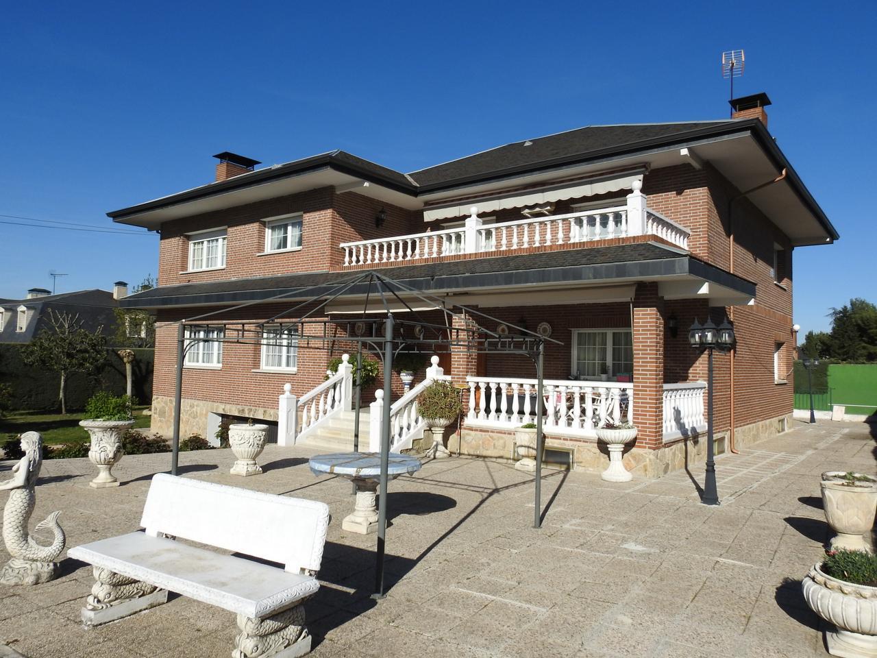 Casa chalet en venta en villaviciosa de od n de 600 m2 - Chalet villaviciosa de odon ...