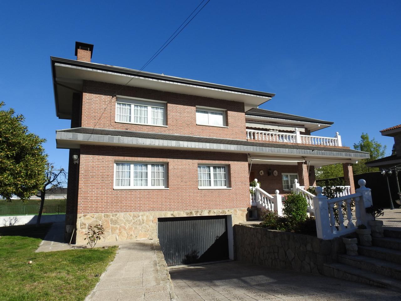 Casa chalet en venta en villaviciosa de od n de 600 m2 - Casas villaviciosa de odon ...