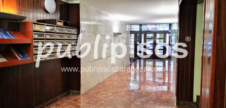 Alquiler temporal amueblado centro Zaragoza
