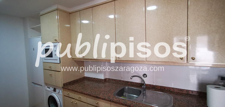 Alquiler temporal amueblado centro Zaragoza-7