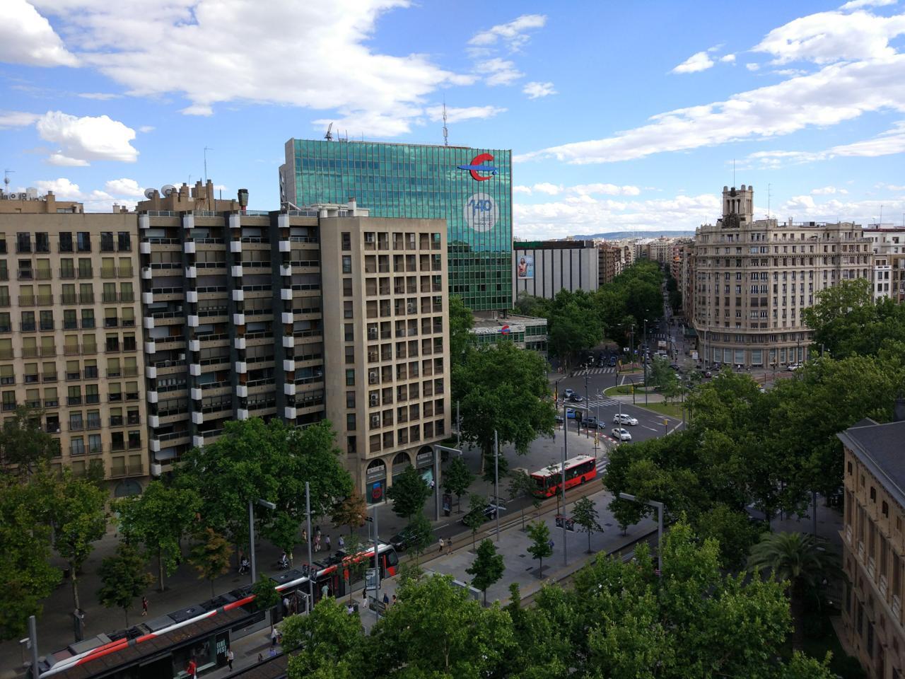 Alquiler de oficinas centro zaragoza plaza aragon publipisos for Oficinas bantierra zaragoza