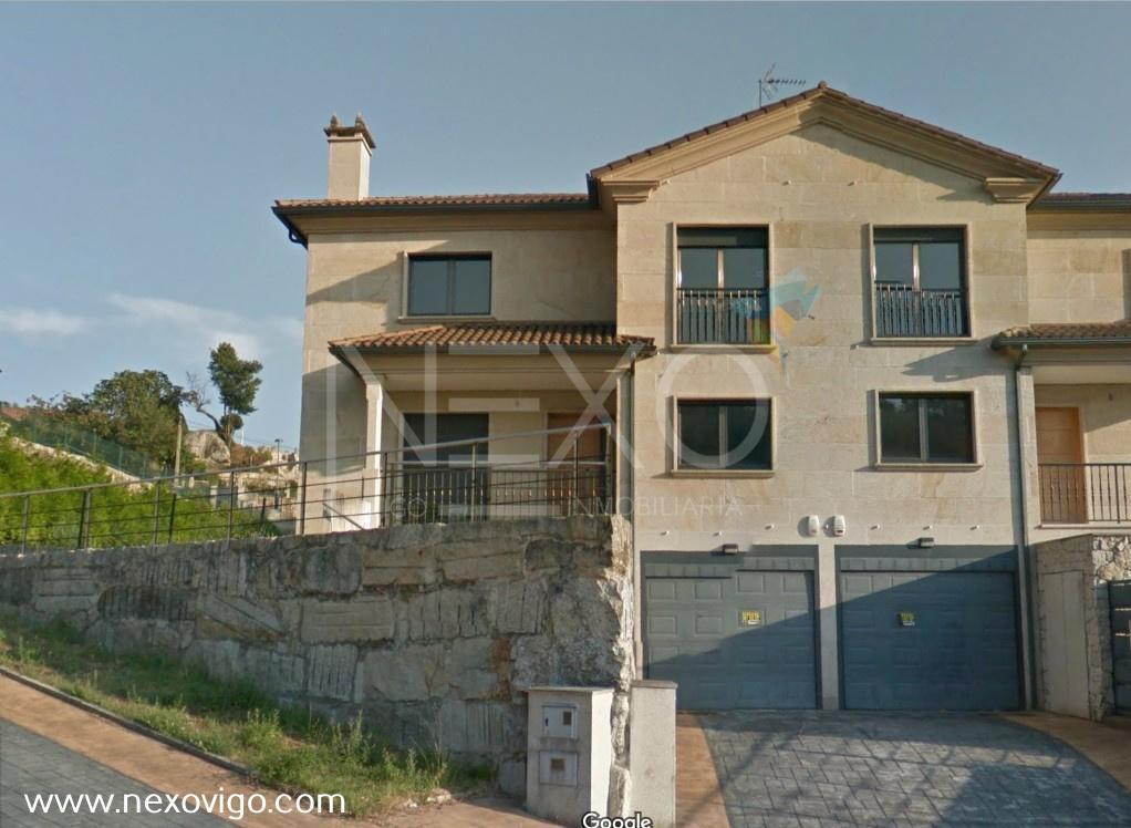 Nexo vigo inmobiliaria casa chalet en venta en cangas - Nova casa inmobiliaria ...