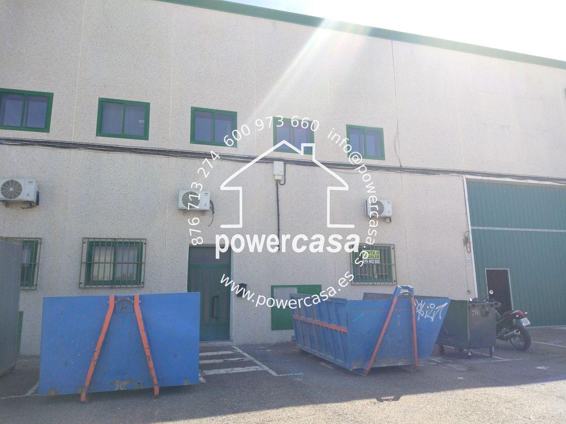 Nave ciudad del transporte venta alquiler zaragoza for Oficinas de correos zaragoza