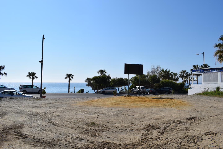 Terreno Paseo del Mediterráneo, Mojácar