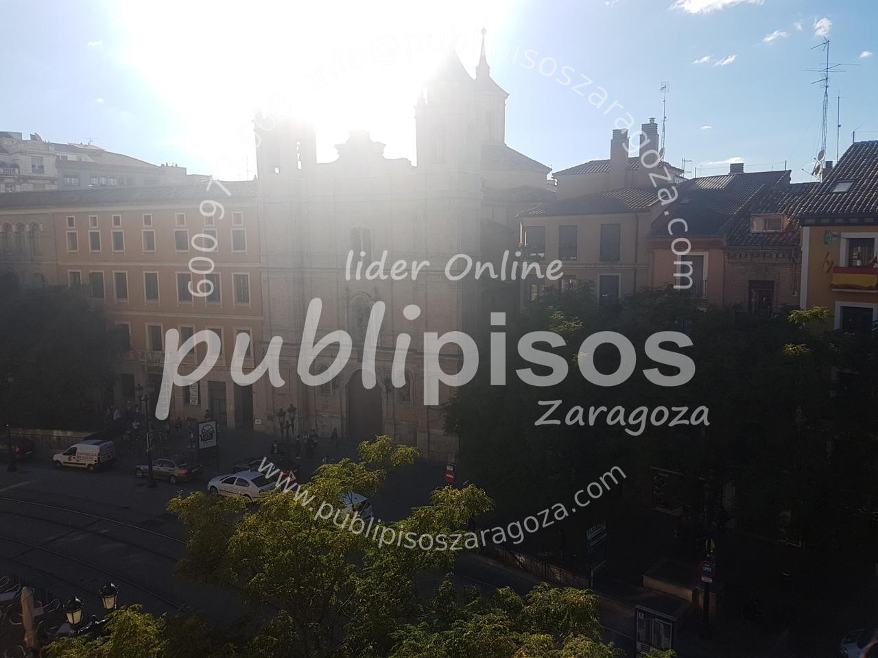 Venta Atico Duplex Obra Nueva Centro Casco Histórico Zaragoza|PUBLIPISOS Inmobiliarias-19