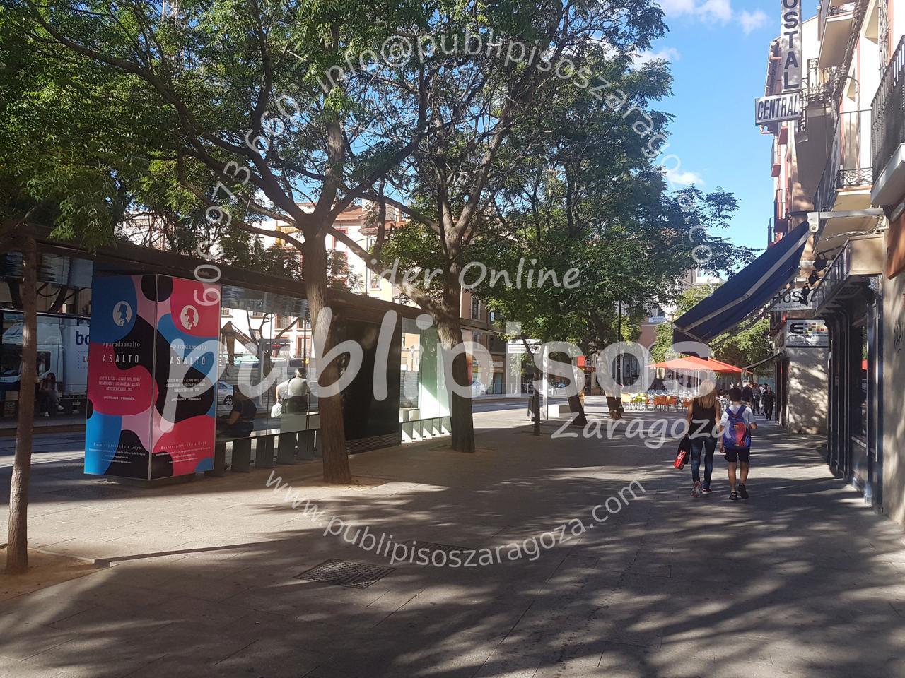 Venta Atico Duplex Obra Nueva Centro Casco Histórico Zaragoza|PUBLIPISOS Inmobiliarias-1