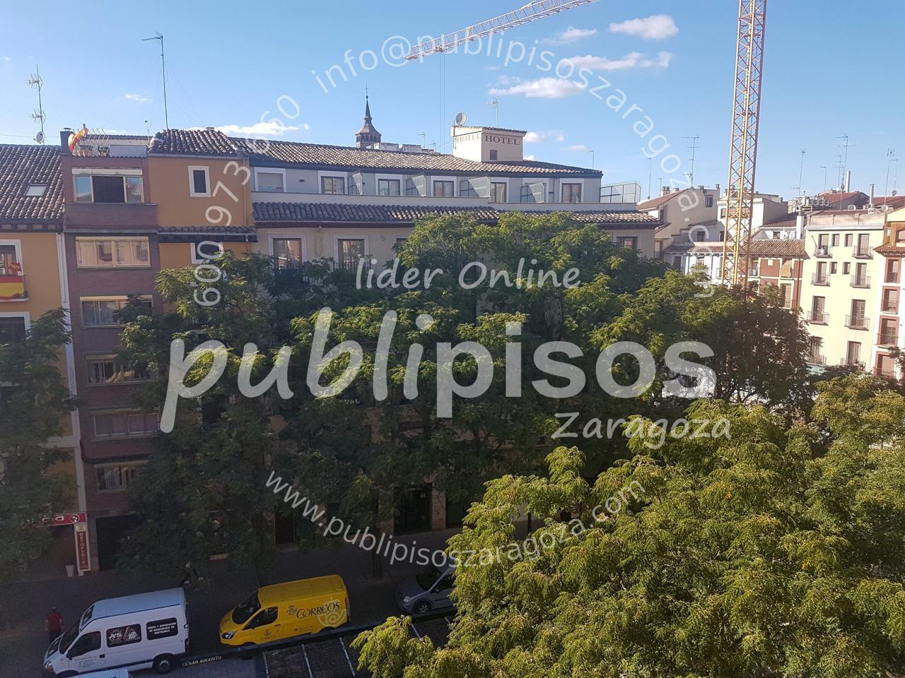 Venta Atico Duplex Obra Nueva Centro Casco Histórico Zaragoza|PUBLIPISOS Inmobiliarias-17