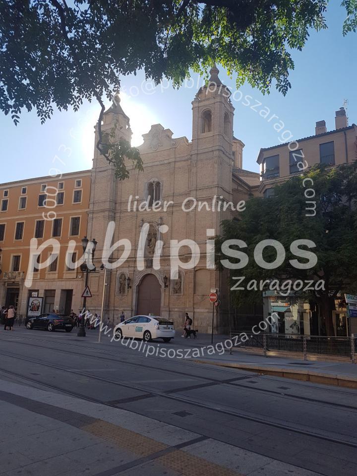 Venta Atico Duplex Obra Nueva Centro Casco Histórico Zaragoza|PUBLIPISOS Inmobiliarias-0