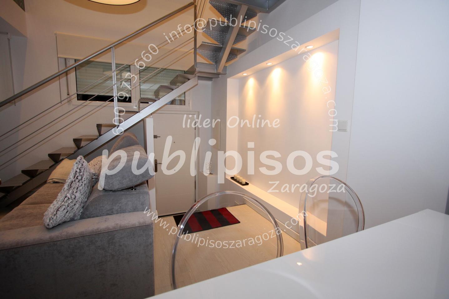 Venta Atico Duplex Obra Nueva Centro Casco Histórico Zaragoza|PUBLIPISOS Inmobiliarias-29